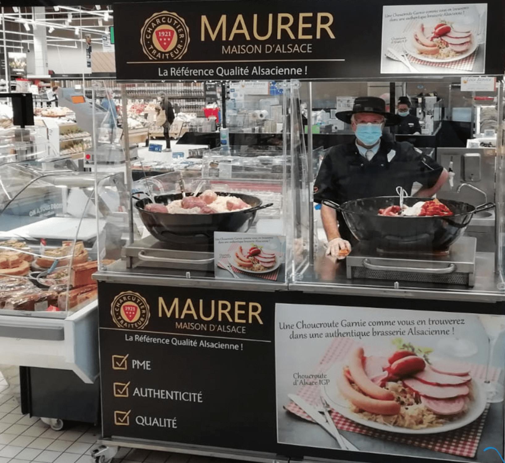 La Choucroute Garnie envahit vos supermarchés!